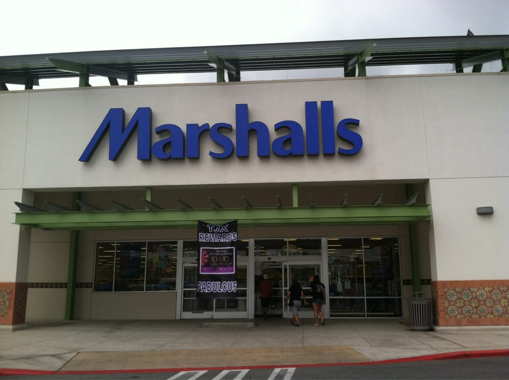 Marshalls has 77 mall stores across the United States, with 9 locations in Texas. View Marshalls stores in top U.S. cities. Texas is ranked 2 out of all 50 states for the number of Marshalls stores.
