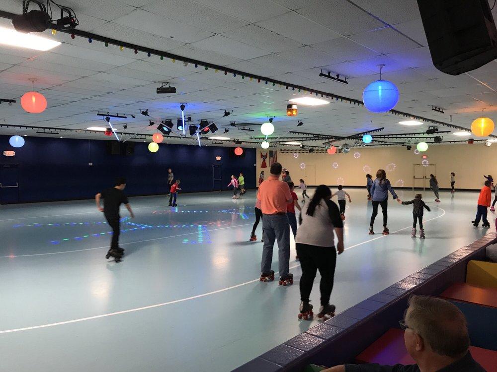 Carousel Skate Center: 312 N West St, Wichita, KS