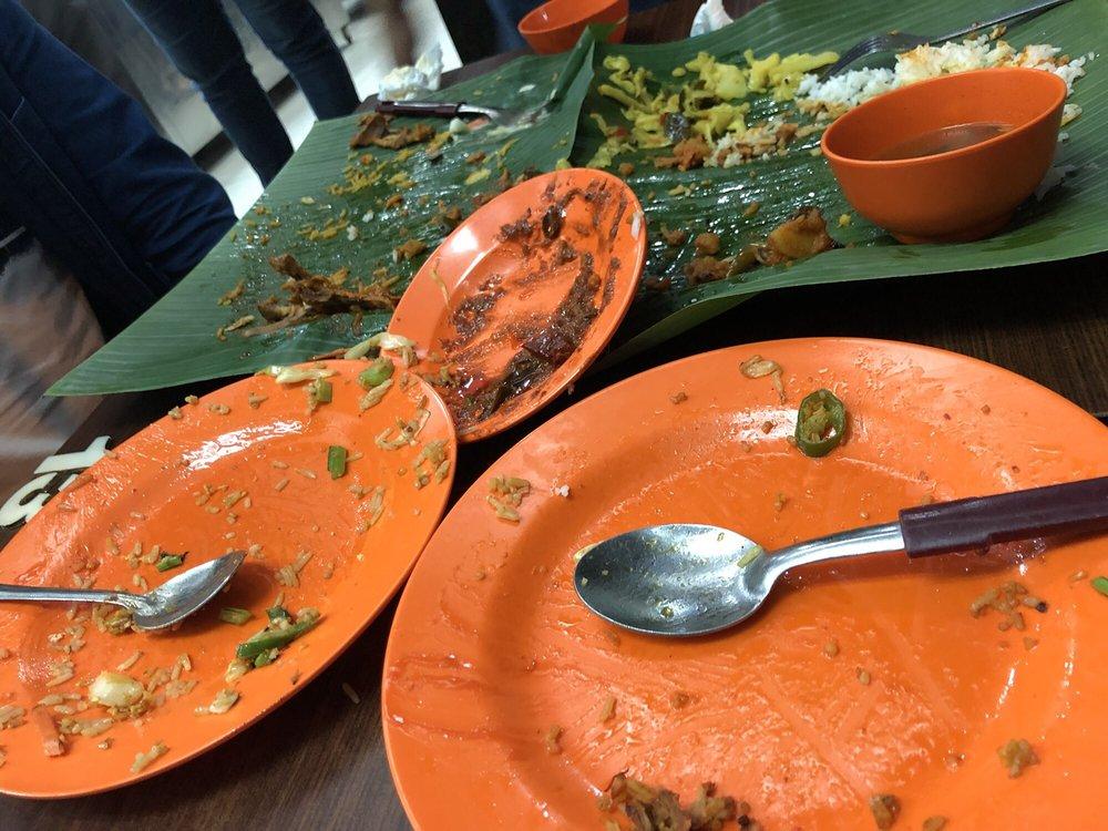 Curry Village Banana Leaf
