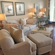 Delicieux ... Photo Of Quatrine Furniture   Houston, TX, United States. Slipcovered  Furniture ...