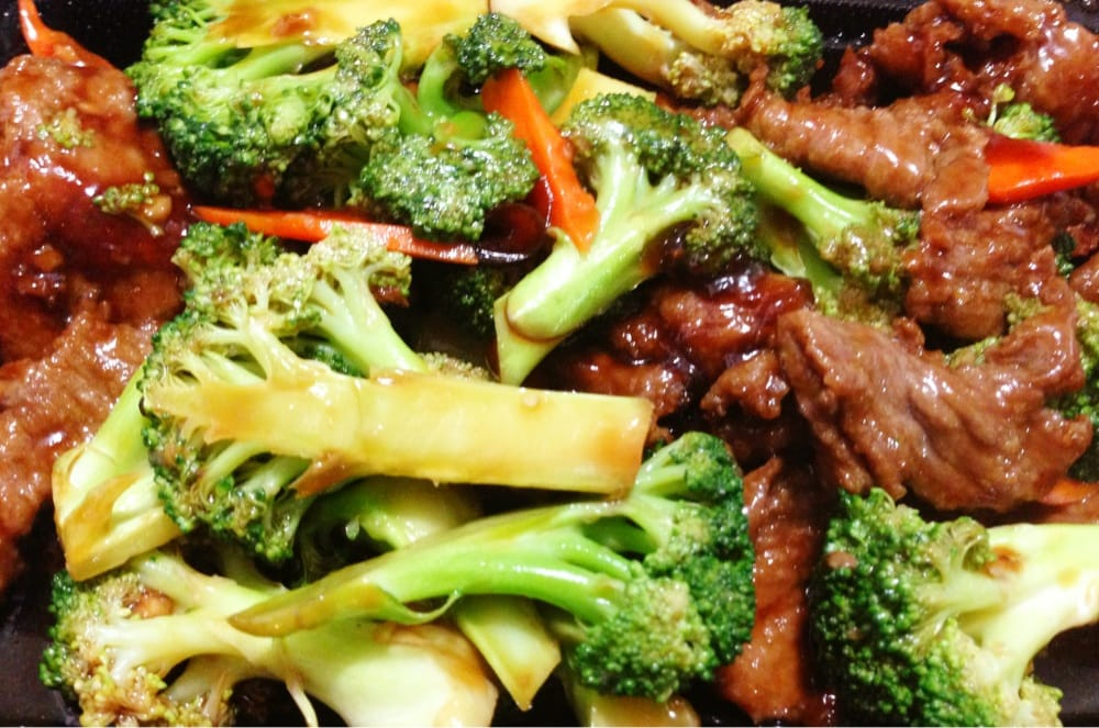 Beef broccoli yelp for Mandarin kitchen torrance