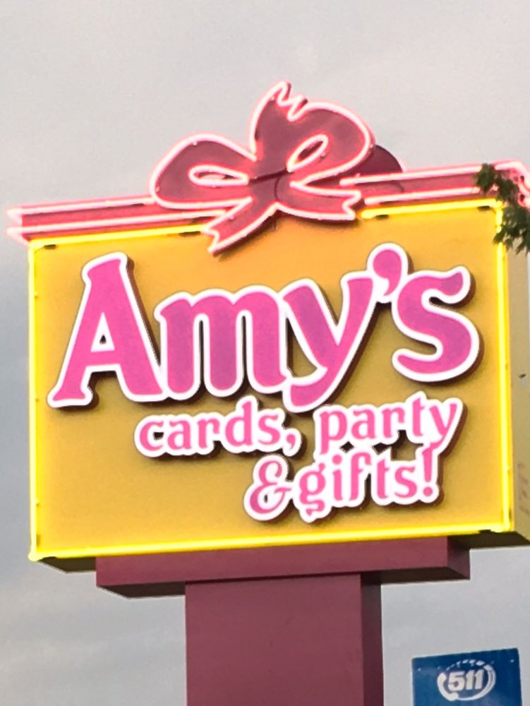 Amy's Cards, Party & Gifts: 6000 Cypress Gardens Blvd, Winter Haven, FL
