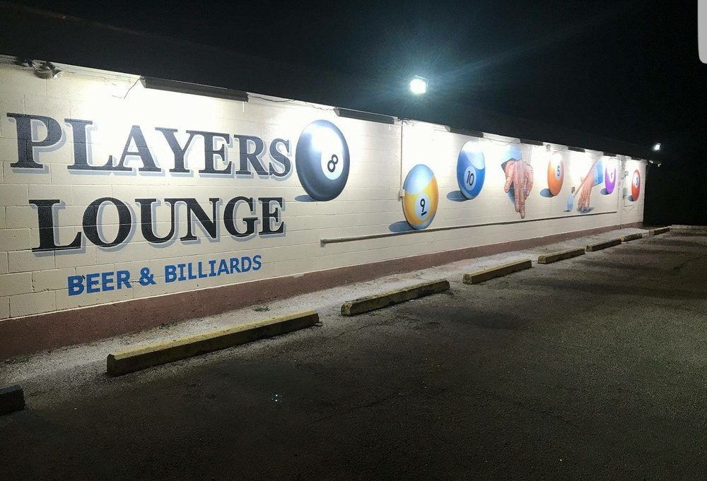 The Players Lounge: 413 Galveston St, Wichita Falls, TX