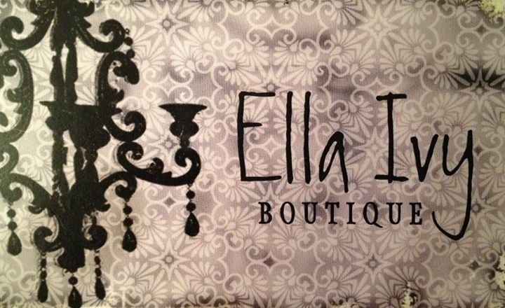 Ella Ivy Boutique: 13 S Main St, Pontotoc, MS