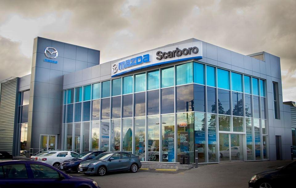 Mazda Dealership Near Me >> Scarboro Mazda - 18 Reviews - Car Dealers - 2124 Lawrence ...
