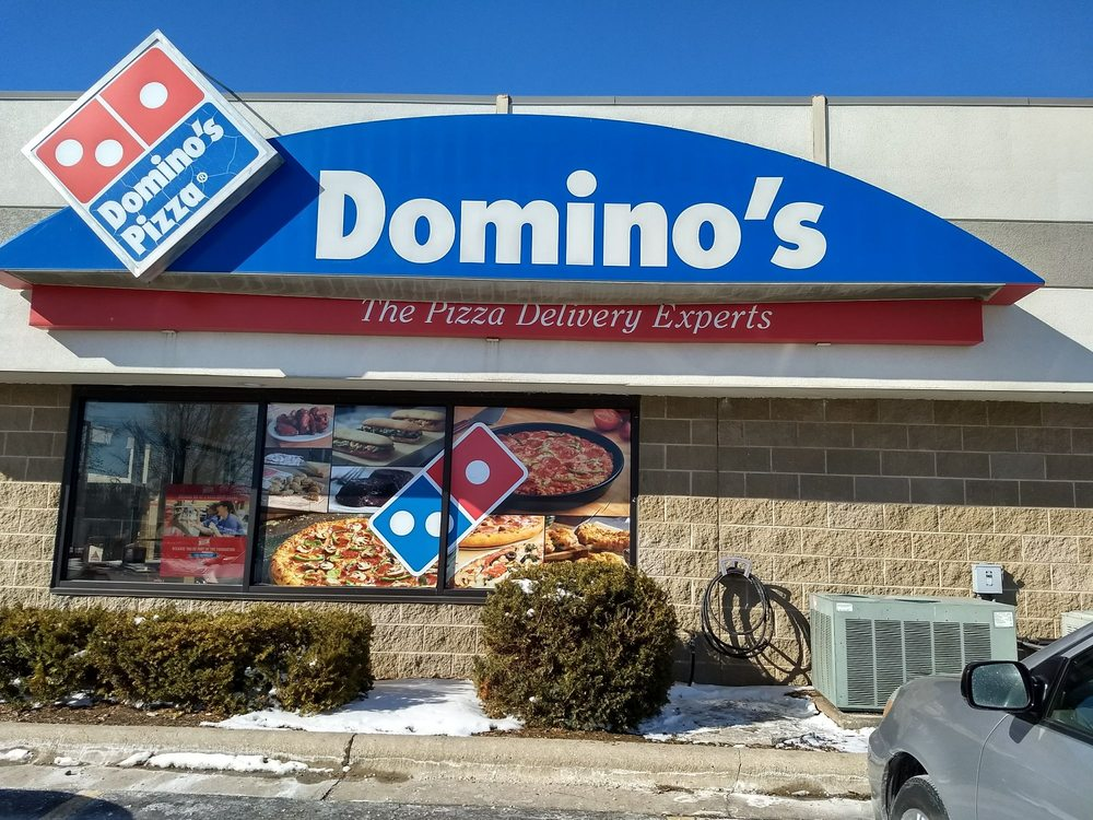 Domino's Pizza: 2815 S Oneida St, Green Bay, WI