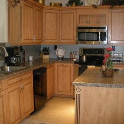 Photo Of Quality Kitchens Custom Cabinets Sarasota Fl United States Combination