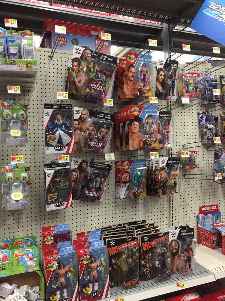 Wwe Toy Figure Selection Yelp