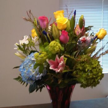Photo of Hey Flower Man - Carlsbad, CA, United States. Mother's Day bouquet