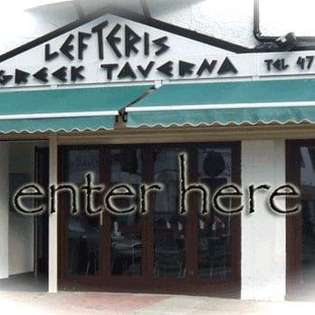 Greek Restaurant In Allerton Road