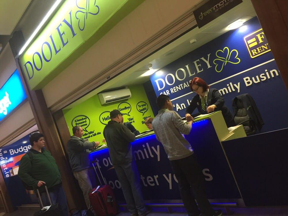 Car Hire At Dublin Airport Dan Dooley