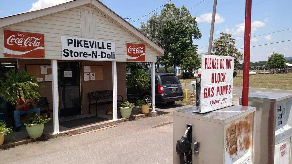 Pikeville Store: 5182 County Rd 21, Scottsboro, AL