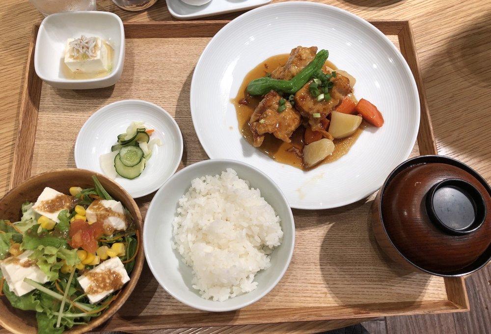 MUJI Diner Ginza