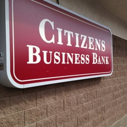 Citizens Business Bank CLOSED Banks & Credit Unions