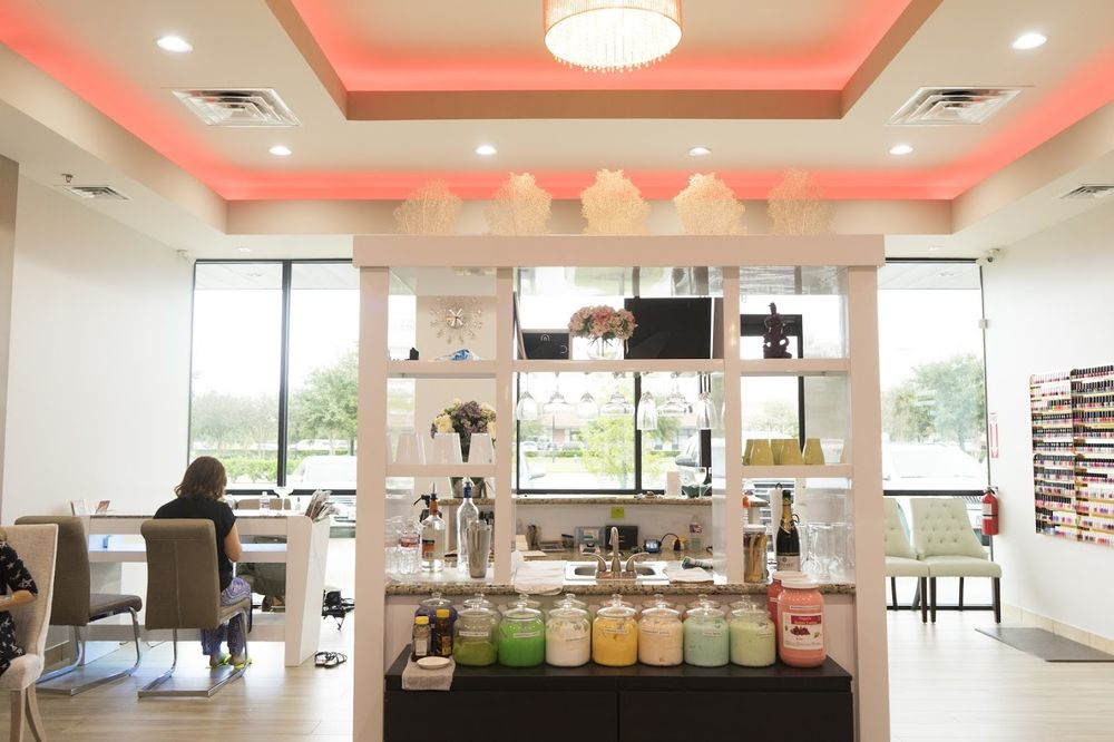 just for you nails spa: 9555 Spring Green Blvd, katy, TX