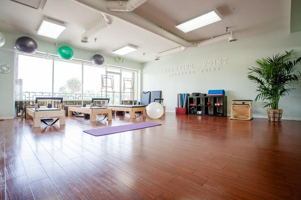 Starting Point Pilates Studio: 3600 W Olympic Blvd, Los Angeles, CA