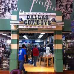 new concept 6009f e02a0 Photo of The Official Dallas Cowboys Pro Shop - Grapevine, TX, United  States.