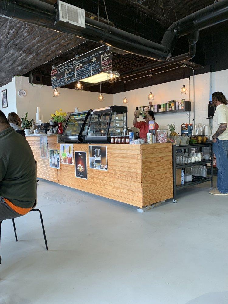 AZN Boba Tea & Coffee Shop: 818 W Main St, Durant, OK