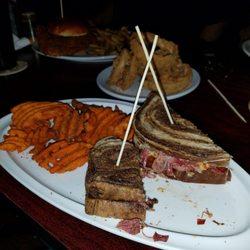 Photo Of The Local Grille Bar Bartonville Il United States Ruben