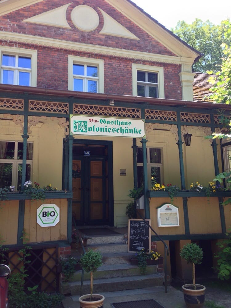 Bio-Gasthaus Kolonieschänke - 12 Reviews - German - Ringchaussee 136 ...