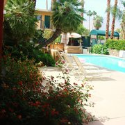 Photo Of Palm Tee Hotel Springs Ca United States Pool Area