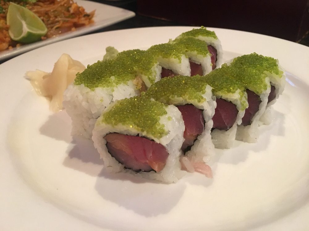 Hime Sushi Bar & Grill: 901 N Ed Carey Dr, Harlingen, TX