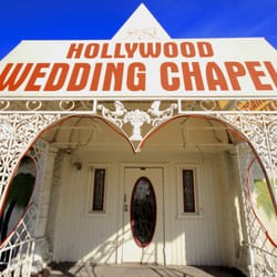 Photo Of A Hollywood Wedding Chapel Las Vegas Nv United States