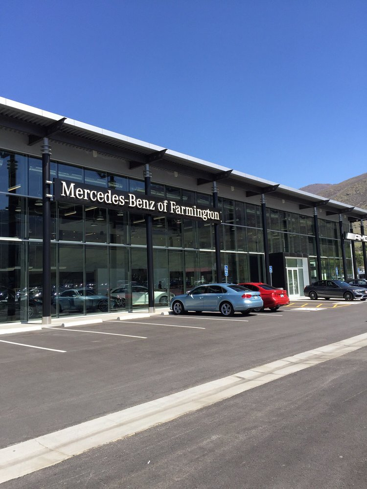 Mercedes-Benz of Farmington: 555 N W Bourne Cir, Farmington, UT
