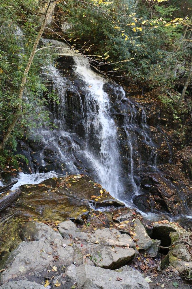 Soco Falls: US 19, Maggie Valley, NC