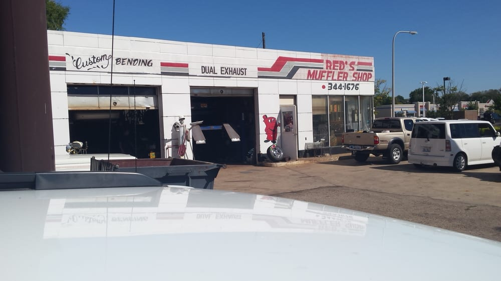 Catalytic Converter Shop Near Me >> Red's Muffler Shop - 12 Reviews - Auto Repair - 102 W ...