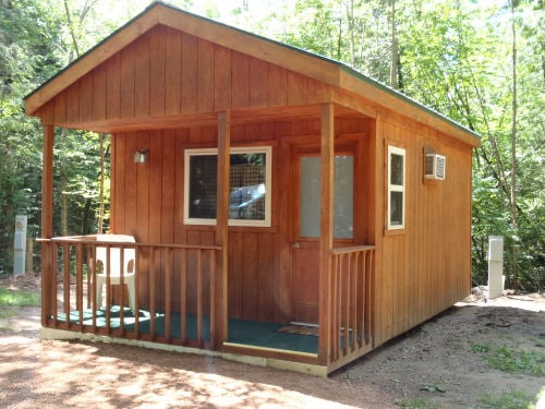 Pine Grove Campground & RV Park: N5999 Campground Rd, Shawano, WI