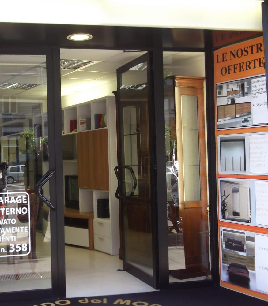Il mondo del mobile negozi d 39 arredamento via tiburtina for Binacci arredamenti via tiburtina