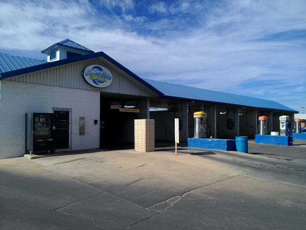 Super Suds Car Wash Abilene Tx