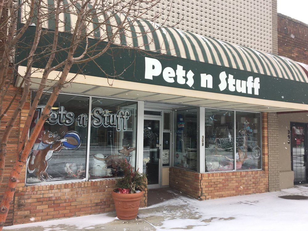Pets N Stuff: 308 Main St, Mobridge, SD
