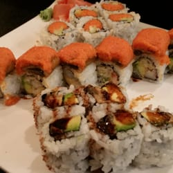 Photo Of Aloha Sushi Baltimore Md United States Their Signature Roll