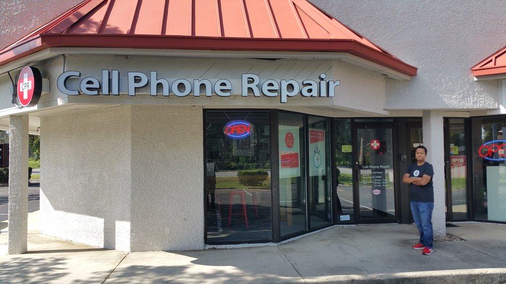 CPR Cell Phone Repair Beaufort: 129 Burton Hill Rd, Beaufort, SC