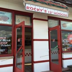 Rockys DriveIn Burgers Elizabeth Street Guelph ON - Guelphs 12 best restaurant gems