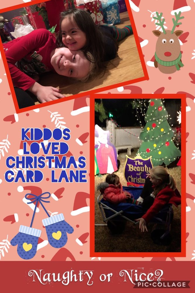 The \'lils had a blast at their first time touring Christmas Card ...