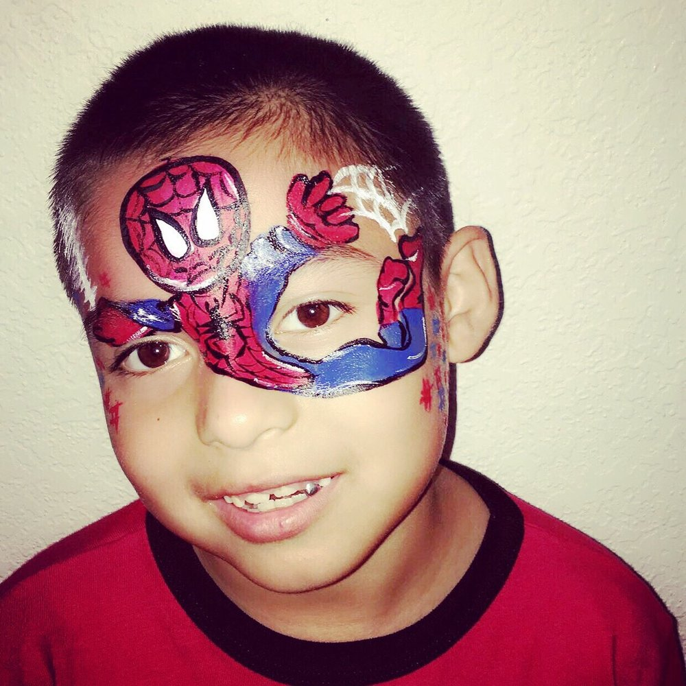 Bubus Facepaint by Mary: Atwater, CA