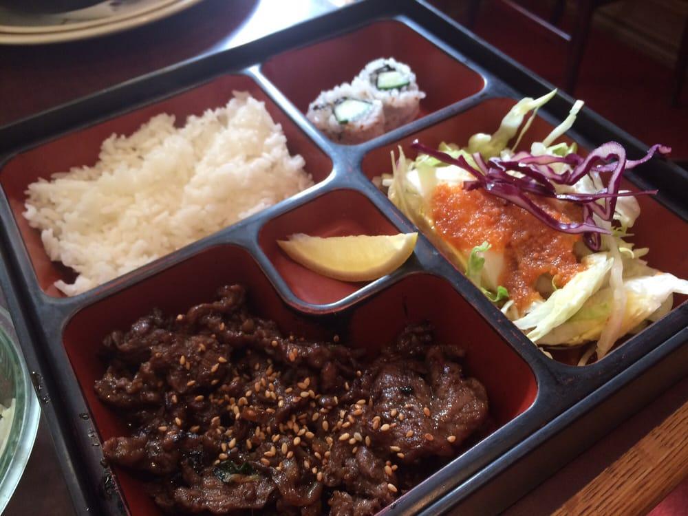 Yakiniku lunch yelp - Shogun japanese cuisine ...