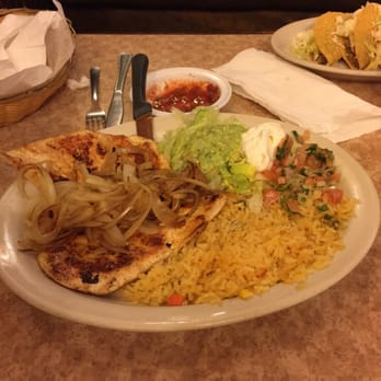 Photo Of Monterrey Mexican Restaurant Columbia Sc United States En With Onions