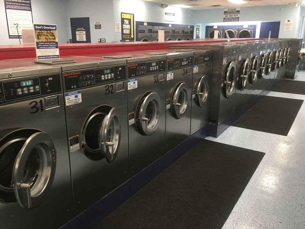 Coin Laundry Express: 4930 Clio Rd, Flint, MI