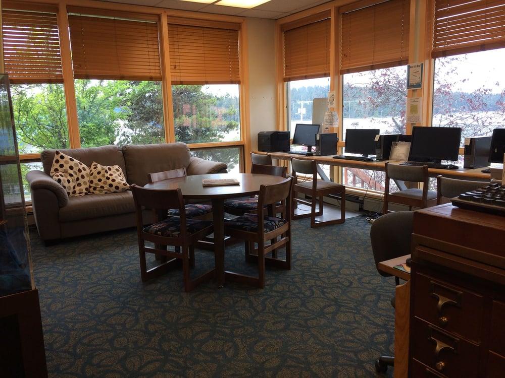 Craig Public Library: 504 3rd St, Craig, AK