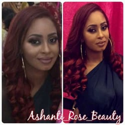 Ashanti rose beauty 20 photos hair extensions central photo of ashanti rose beauty seattle wa united states partial weave pmusecretfo Gallery
