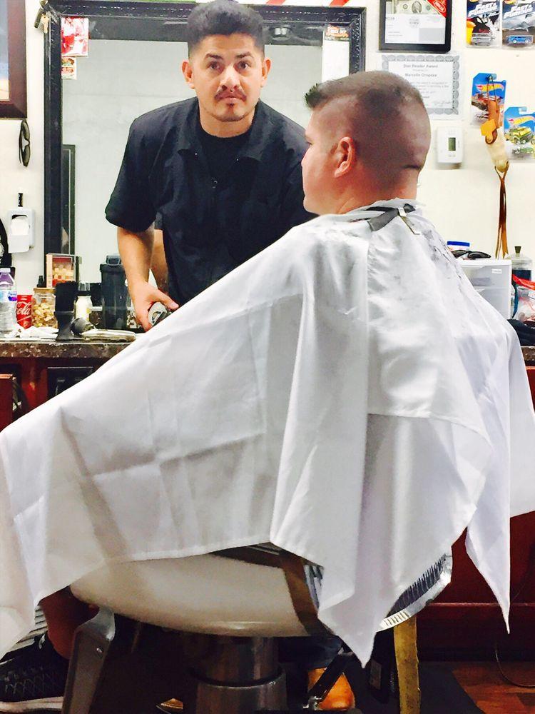 Happy Joe's Barber Shop: 3116 W Florida Ave, Hemet, CA