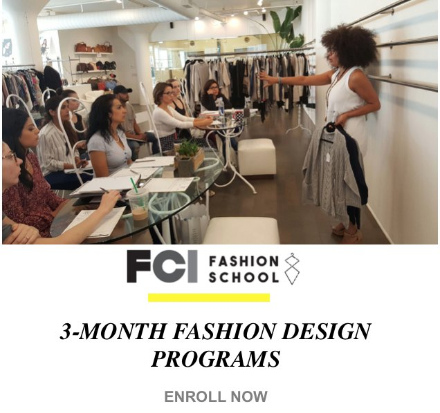 Fashion schools in los angeles ca 99