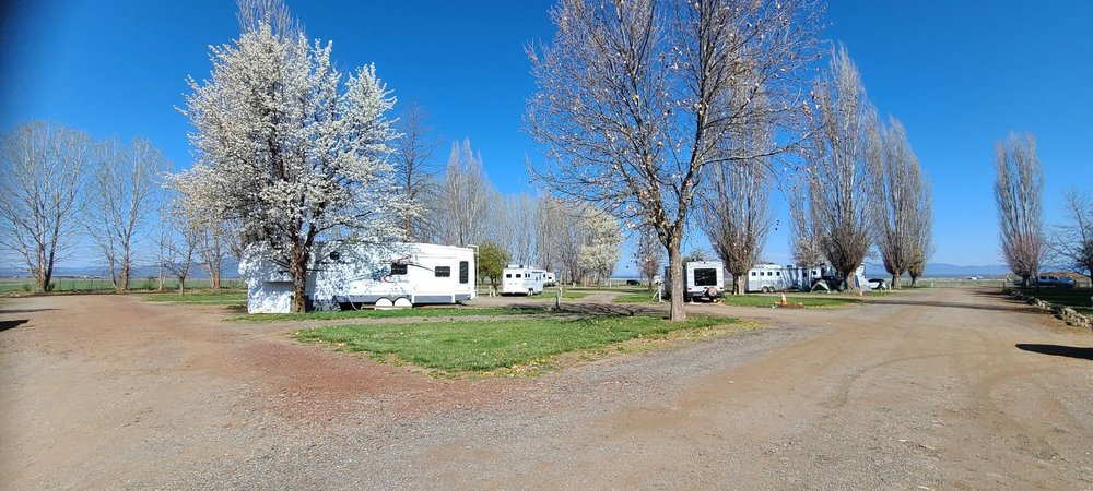Inter-Mountain Fair Rv Park: PO Box 10, McArthur, CA
