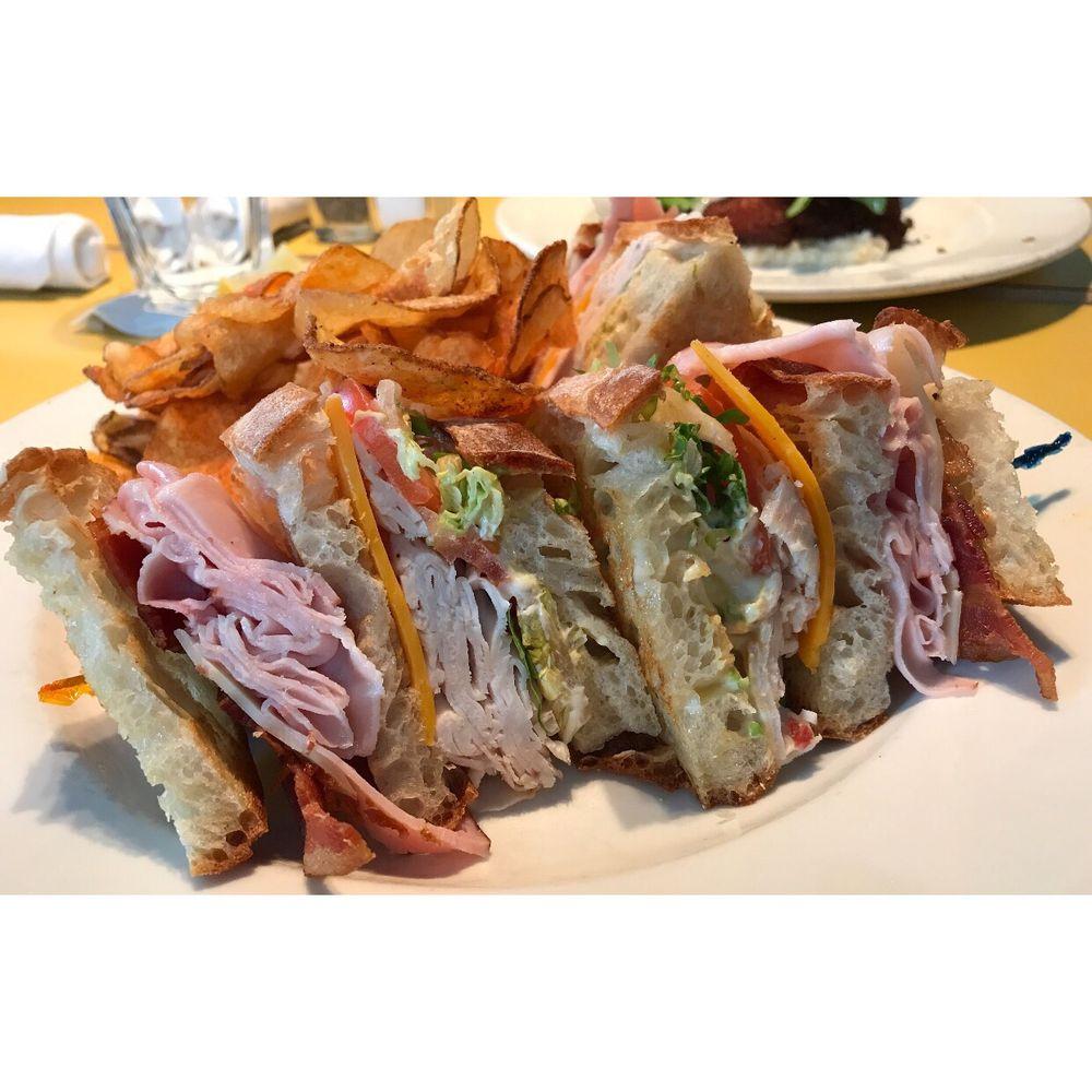 The Union Restaurant: 14275 Providence Rd, Milton, GA