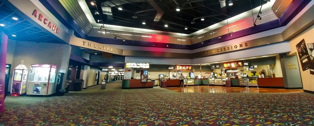 Mounds 10 Theatre: 2109 S Scatterfield Rd, Anderson, IN