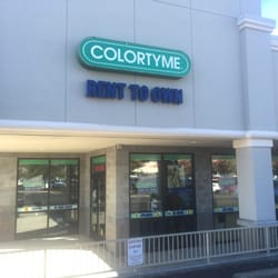 Colortyme Rent to Own Furniture Stores 235 E Barnett